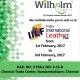 "Wilhelm Textil® at the ""Indian International Leather Fair"""