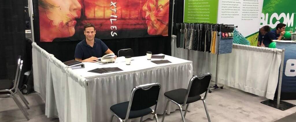 """Wilhelm Textil® presents: """"NW Materials Show"""" in Portland, Oregon!"""