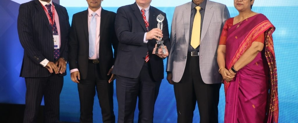 Wilhelm India Awarded as best SME