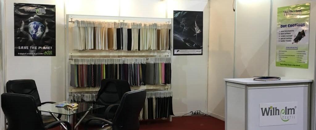 "Wilhelm Textil® at the ""Shoes & Leather""- Vietnam"