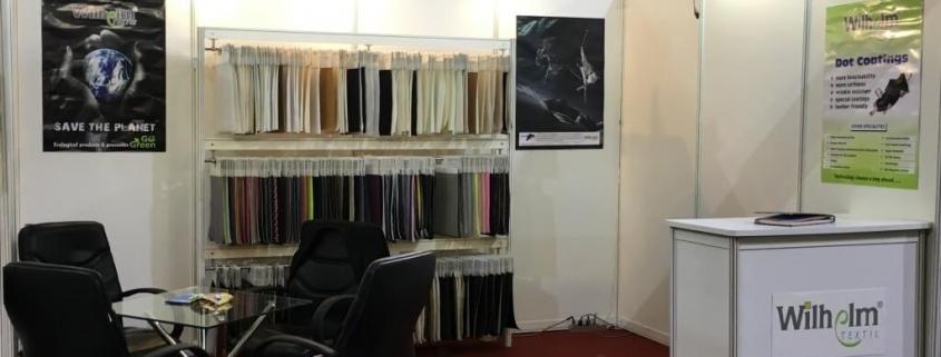 """Wilhelm Textil® auf der """"Shoes & Leather """"- Vietnam"""