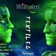 Wilhelm Textil® in neuem Gewand auf der Lineapelle in Mailand!