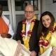Wilhelm Textiles India spendet warme Decken für Hilfsbedürftige
