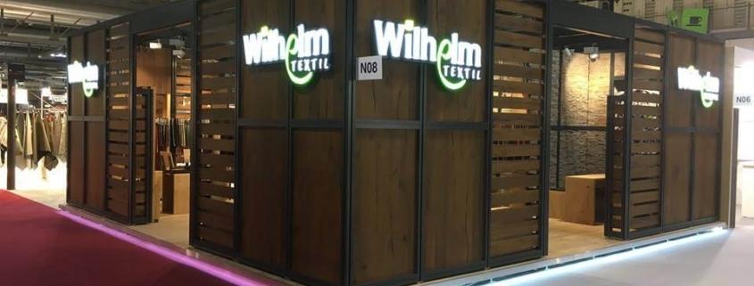 Wilhelm Textil® präsentiert: Impressionen der Lineapelle H/W Messe 2017!