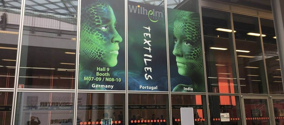 Wilhelm Textil® with a new trade fair appearance - Lineapelle H/W 2017
