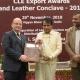 Wilhelm Textil Indien erneut mit CLE Export Preis ausgezeichnet